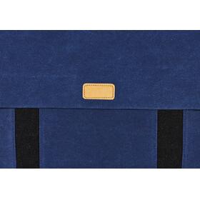 Basil Urban Fold Doppeltasche dunkel denim blau